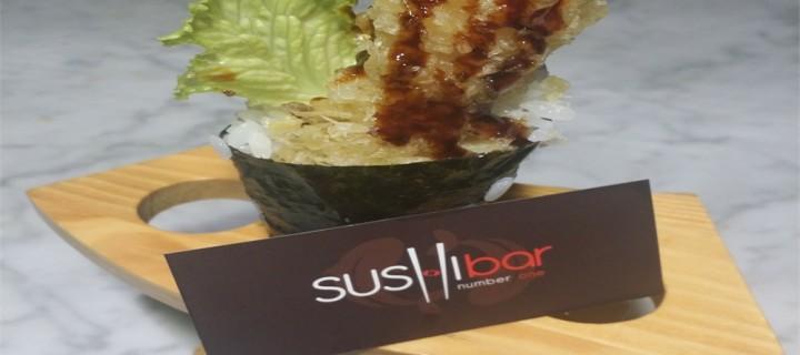 133 Temaki Ebiten | Sushi Bar Number One | 0575 04 18 63